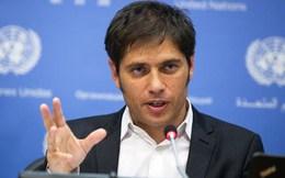 """Argentina vạch trần âm mưu phá hoại của các """"quỹ kền kền"""""""