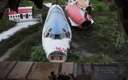 Ghé thăm ngôi làng tất cả cư dân đều sống trong... máy bay