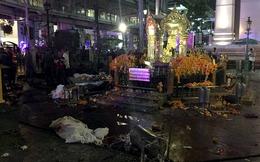 Bom nổ gần đền Erawan, Bangkok khiến ít nhất 27 người chết và 80 người bị thương