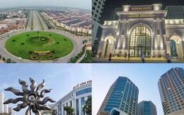 """Mật độ sở hữu """"đất vàng"""" của Vingroup trong nội thành Hà Nội"""