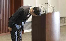 Phó chủ tịch Samsung cúi đầu xin lỗi người dân vì đại dịch MERS