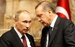 Ông Putin đích thân xin lỗi Tổng thống Thổ Nhĩ Kỳ