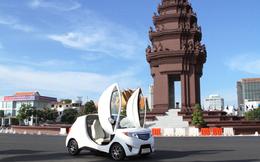 Ô tô 5.000 USD của Campuchia kiến dân Việt 'phát thèm'