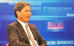 Bộ trưởng Nguyễn Minh Quang: Thiệt hại hàng năm do biến đổi khí hậu khoảng 1,5% GDP