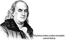 Benjamin Franklin: Hình mẫu về đạo đức của Buffett và Munger