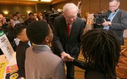 Buffett quyên góp số tiền từ thiện kỷ lục