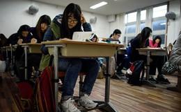 Luyện thi đại học tại Hàn Quốc: Đáng sợ hơn Việt Nam nhiều!