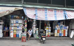 Sẽ di dời khu bán hóa chất chợ Kim Biên