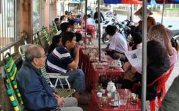 Xuất khẩu cà phê nhân giảm do quán cà phê mọc lên như nấm