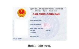 Chứng minh nhân dân sẽ được thay thế bằng thẻ căn cước