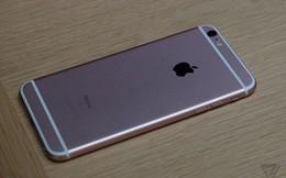Cận cảnh iPhone 6s và iPhone 6s Plus mới: camera vẫn lồi, màu vàng hồng quyến rũ