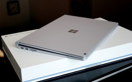 Cận cảnh laptop Surface Book đầu tiên đã có mặt tại Việt Nam