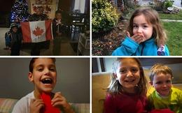 Trong khi Mỹ muốn cấm cửa người tị nạn, Canada lại dùng một clip rất xúc động để chào đón