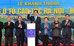 Thông xe cao tốc 2 tỷ USD, Hà Nội đi Hải Phòng chỉ 1 giờ