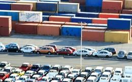 Nửa năm 2015, người Việt nhập khẩu ô tô gần gấp đôi năm ngoái
