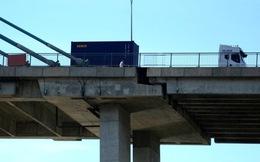 """Sở Giao thông vận tải TP.HCM: Cầu Phú Mỹ có """"khe nứt"""" nhưng an toàn"""