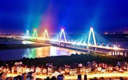 Hà Nội đề xuất bắn pháo hoa trên cầu Nhật Tân dịp Tết âm lịch