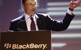 """CEO của BlackBerry: """"Chúng tôi vẫn luôn là công ty về điện thoại"""""""