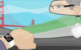 CEO Uber nói Apple đang nghiên cứu xe tự lái