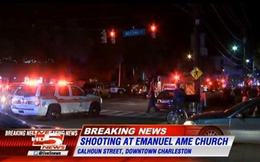 Xả súng kinh hoàng tại nhà thờ ở Mỹ, nhiều người thương vong