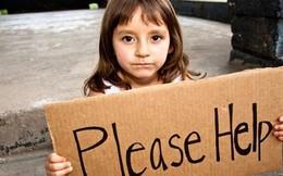 Trẻ em nghèo khó ở các nước giàu có