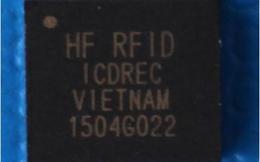 """Công bố thương mại hóa chip """"made in Vietnam"""""""