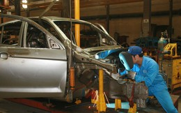 """Báo hiệu """"cái chết"""" của ngành sản xuất ô tô?"""