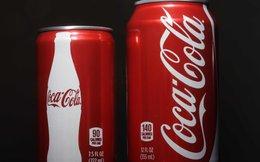 Thu nhỏ lon nước: Chiến lược đơn giản giúp Coca-cola tăng trưởng mạnh