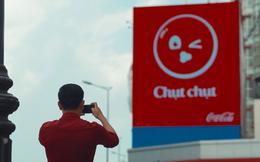 Top 3 bảng quảng cáo gây tò mò nhất của Coca-Cola