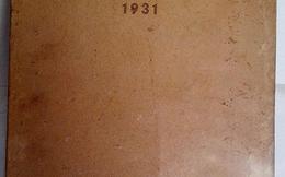 Doanh nhân Nguyễn Thanh Phượng và GS Ngô Bảo Châu đấu giá tại Chợ phiên sách cũ