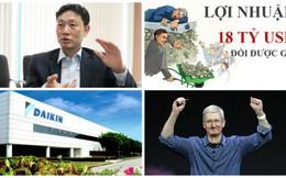 [Nổi bật] Apple đại thắng nhờ iPhone 6, trực thăng quân sự rơi tại Tp.HCM