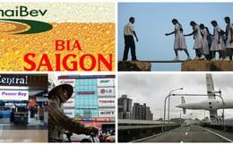[Nổi bật] ThaiBev muốn mua Bia Sài Gòn, vụ ngân hàng xây dưng - ném chuột không để vỡ bình