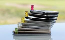 Đọ khả năng chụp ảnh của 8 đời iPhone trong một bức ảnh
