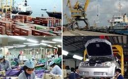Chính phủ đặt mục tiêu GDP năm 2015 ở mức 6,2%