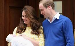 Tiểu công chúa 'bơm' 80 triệu bảng vào nền kinh tế Anh