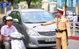 """Tịch thu xe tài xế say xỉn: """"Tôi thà đút tiền cho cảnh sát còn hơn mất xe Lexus"""""""