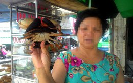 Cua buộc dây trâu, kẹo làm mặt và bảng giá Sài Gòn 1/2kg