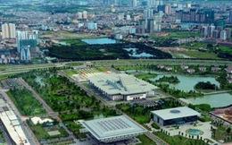 Xây Trung tâm Hội chợ triển lãm Quốc gia trên trục đường Nhật Tân