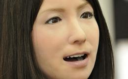 Dân Trung Quốc choáng với robot gợi cảm nhất thế giới