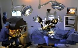 Google và Johnson & Johnson bắt tay chế tạo robot hỗ trợ phẫu thuật