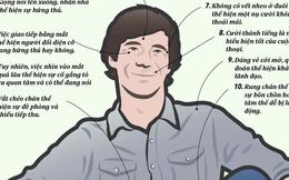 [Infographic] 10 ý nghĩa của dấu hiệu cơ thể