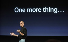 Đâu là khoảnh khắc kỳ diệu nhất của Apple dưới thời Steve Jobs?