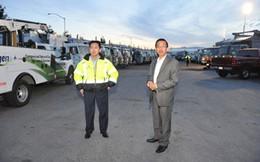 """""""Vua rác"""" David Dương chính thức vận hành gói thầu tỉ USD"""