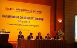 Ông Đỗ Quang Hiển: Đừng nghĩ chủ tịch ngân hàng là sướng!