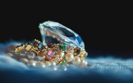 Kim cương và Ngọc trai: Cặp đôi hoàn hảo cho mùa Giáng Sinh
