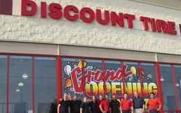 Bài học 10 giây về dịch vụ khách hàng từ Discount Tire