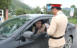 """Tài xế """"say xỉn"""" có thể bị tịch thu ôtô từ 15/3 tới"""