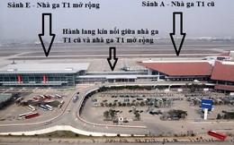 Thứ trưởng Bộ GTVT: Sẽ đấu thầu nhà ga T1 sân bay Nội Bài