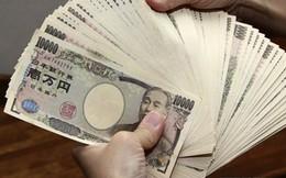 Đồng yen Nhật tiếp tục rớt giá trên thị trường châu Á