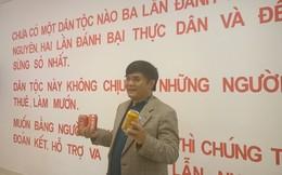 Chủ tịch Công ty Hòa Bình: 'Ai nắm được phân phối sẽ chi phối hệ thống sản xuất'